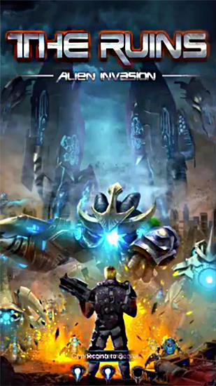 The ruins: Alien invasion скриншот 1