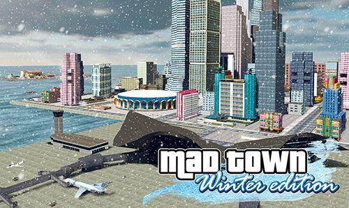 logo Mad Town: Winterausgabe 2018