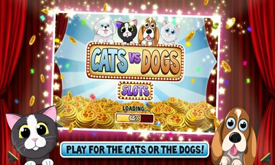 Cats vs Dogs Slots іконка