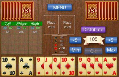 Board games Card game 1000 in English