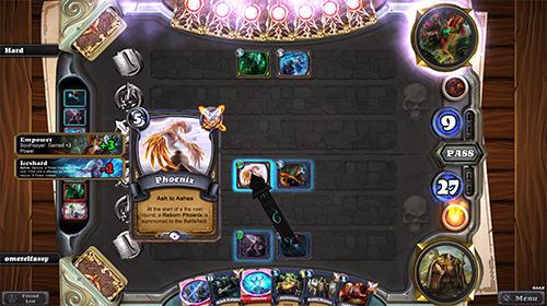 Onlinespiele: Lade Runewards: Strategisches Kartenspiel auf dein Handy herunter
