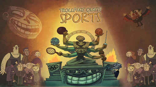 Trollface quest: Sports puzzle Screenshot