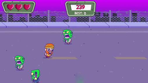 Zombie chase für Android