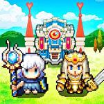 Warrior saga: No.1 free pixel MMORPG in 2018 Symbol