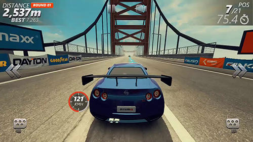 Raceline para Android