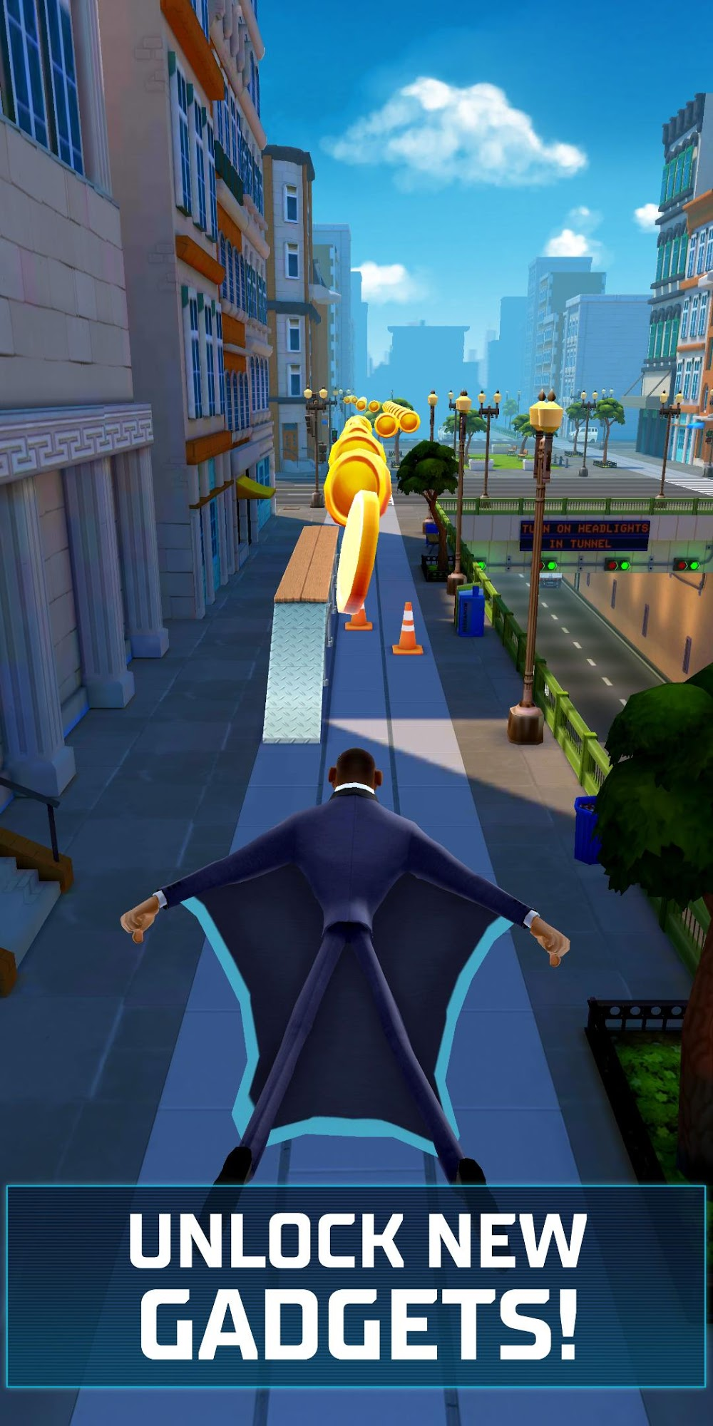 Spies in Disguise: Agents on the Run для Android