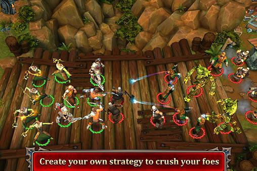 Fantasy games Dragon warlords in English