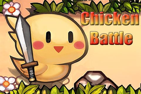 logo Chicken battle