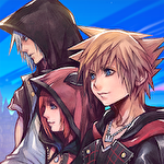 Kingdom hearts: Unchained key icon