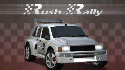 Rush rally Screenshot
