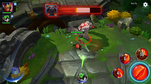 Dungeon hunter champions pour Android