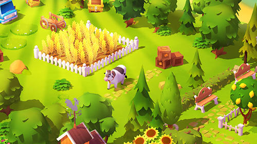 Farmville 3: Animals captura de pantalla 1