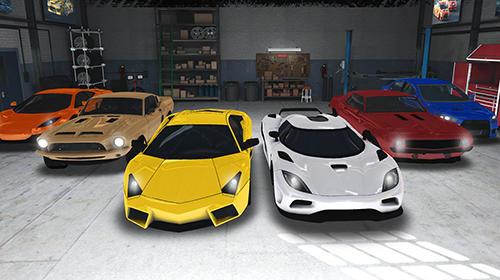 Top cars: Drift racing Screenshot