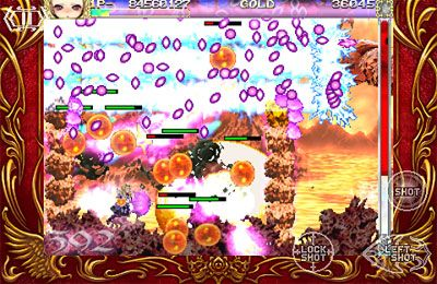 Arcade games: download Deathsmiles to your phone