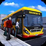 Bus simulator pro 2017 icône
