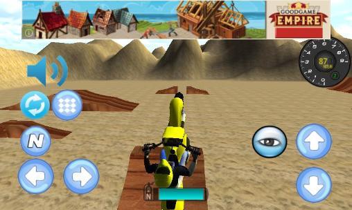 Bike racing: Motocross 3D für Android