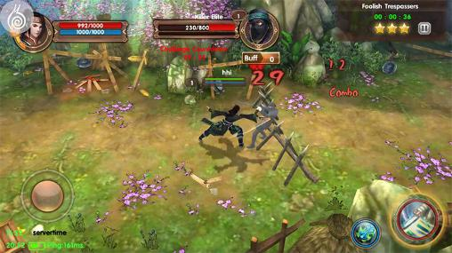 Age of wushu: Dynasty screenshot 2