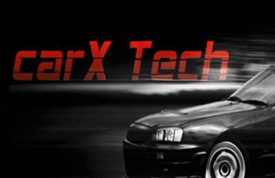 logo CarX demo - Rennvund Drift Simulator