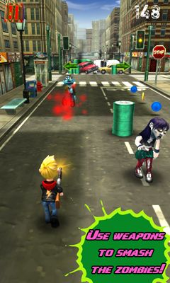 Zombies After Me! para Android