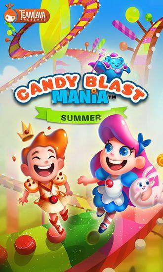 Candy blast mania: Summer screenshots