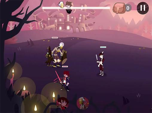 RPG Monster mountain pour smartphone