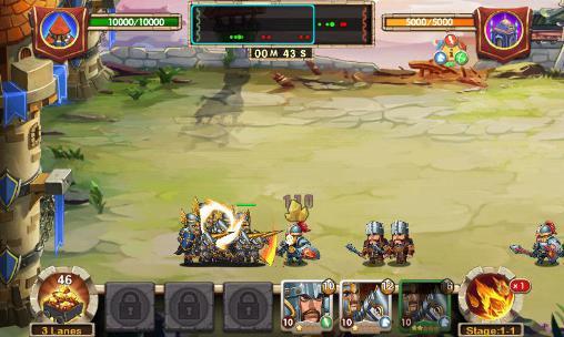 Clan war Screenshot