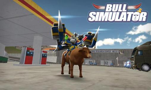 Bull simulator 3D Screenshot