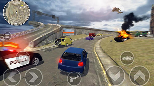Project grand auto town sandbox para Android
