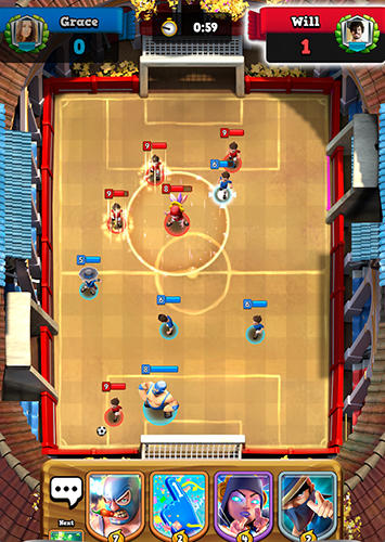 Soccer royale 2019 captura de pantalla 3