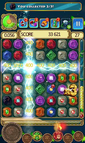 3 Gewinnt-Spiele Montezuma blitz auf Deutsch
