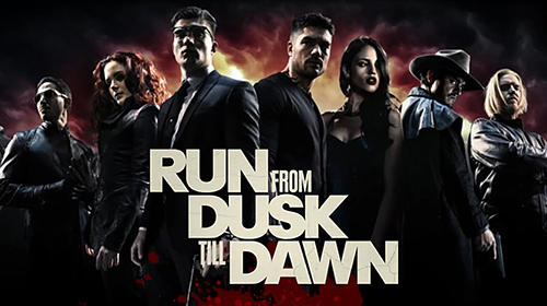 Run from dusk till dawn icon