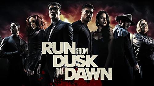Run from dusk till dawn Symbol