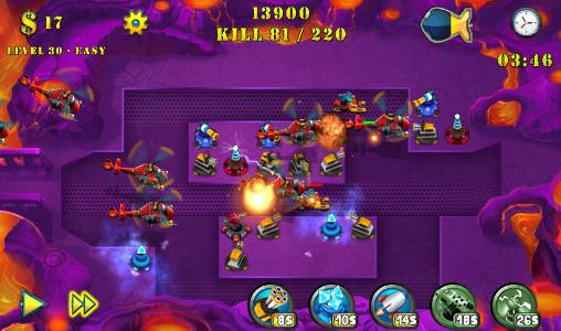 Tower defense evolution 2 pour Android
