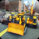 City builder 2016: Bridge builder icon