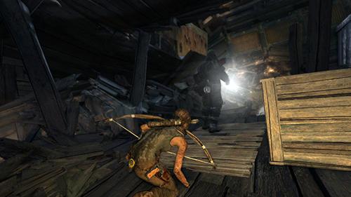 Jogos de ação Tomb raiderpara smartphone