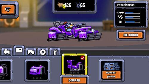 Arcade-Spiele: Lade Straßenkrieger auf dein Handy herunter