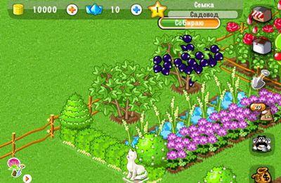 iPhone用ゲーム ファニー·ファーム のスクリーンショット