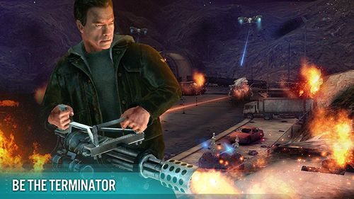 Terminator genèse: Gardien en russe