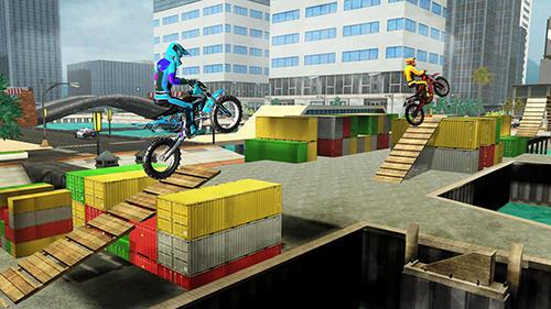 Rider 2018: Bike stunts скриншот 4