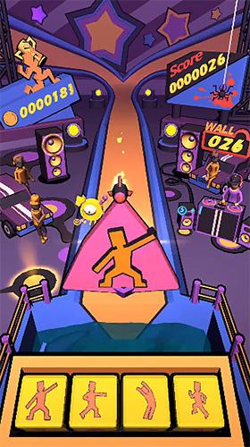 Arcade Cross fort für das Smartphone