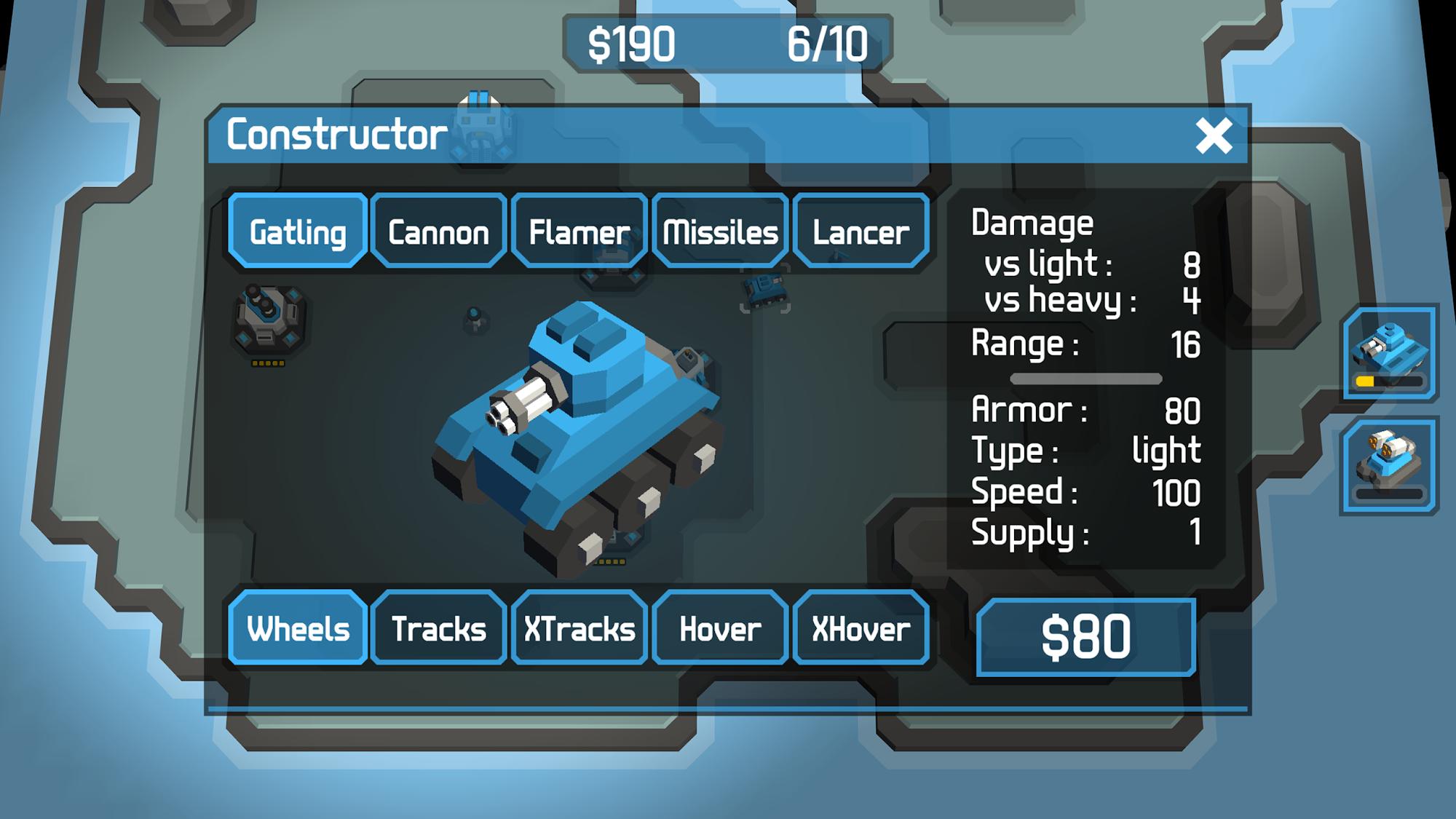 zCube - 3D RTS screenshot 1