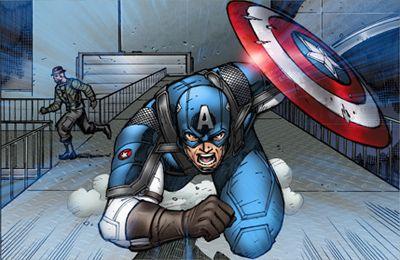 El capitán América: centinela de la libertad en español