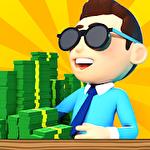 Millionaire to billionaire tycoon: Clicker game Symbol