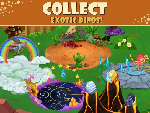Dino zoo für Android