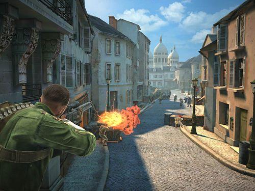 Jogos de ação: faça o download de Irmãos de armas 3: Filhos de guerra para o seu telefone
