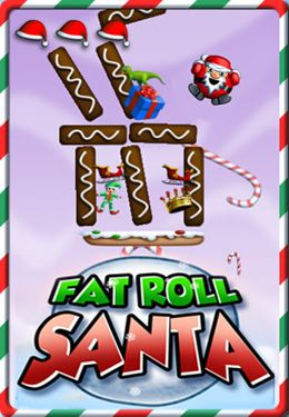 logo Fat Roll Santa