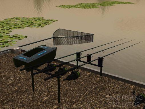 Carp fishing simulator for Android