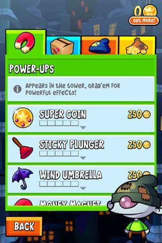 Arcade-Spiele: Lade Icy Tower 2: Zombie Sprung auf dein Handy herunter