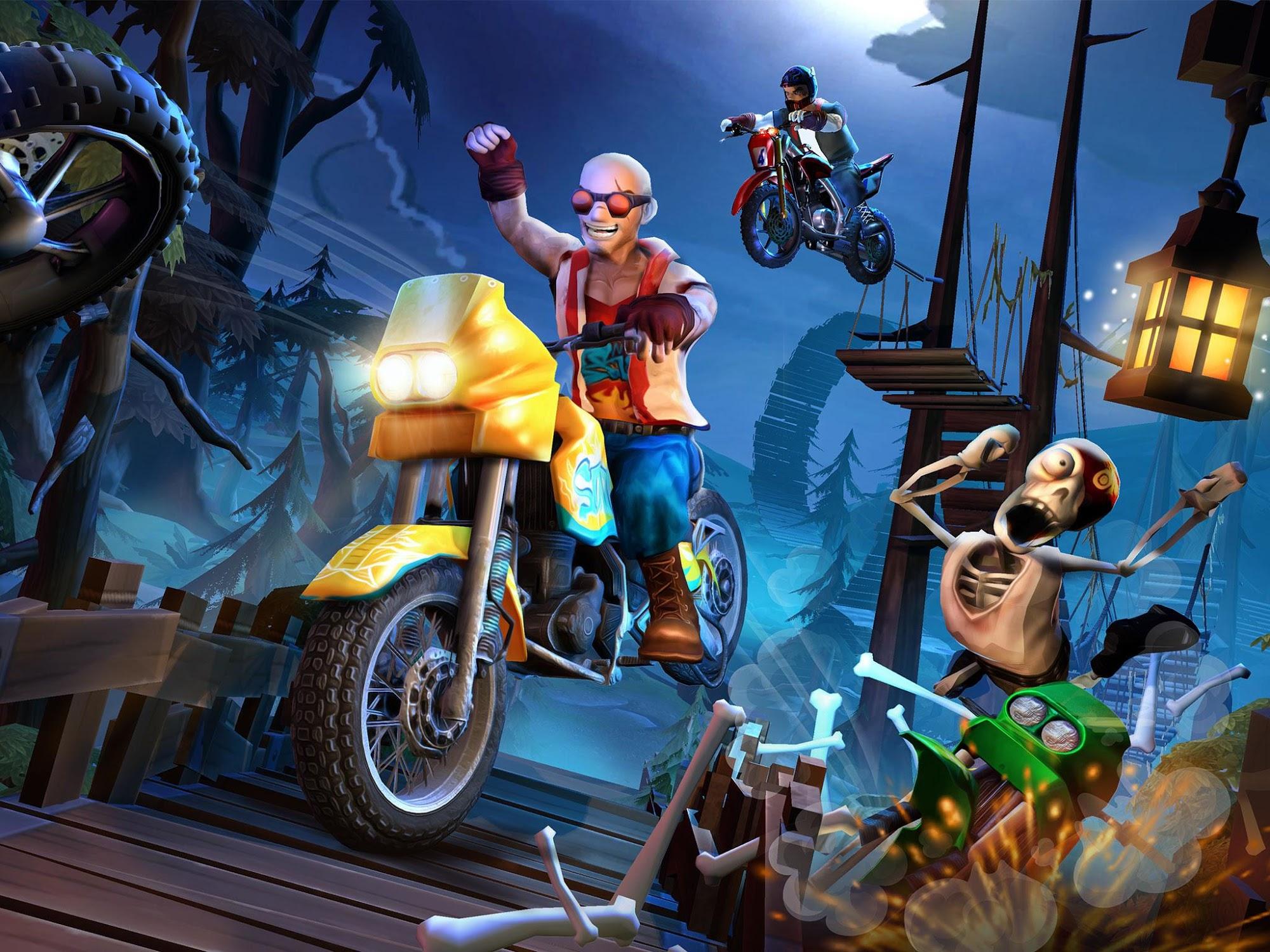 Bike Rider Stunts capture d'écran 1