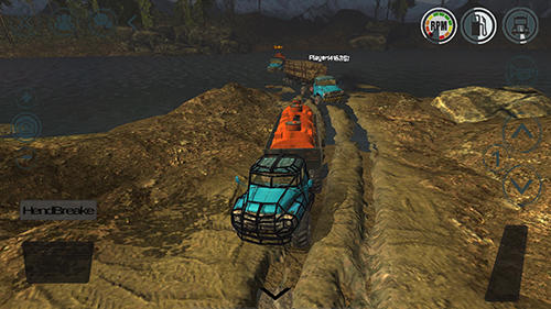 Reduced transmission HD: Multiplayer game für Android